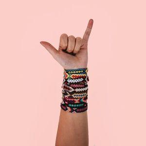 Jewelry - Multi-Colored Friendship Bracelet